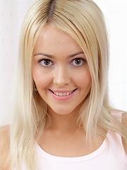 Blonde teen anal sex.